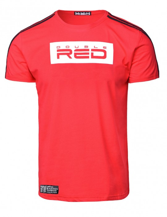 T-Shirt B&W Edition Red