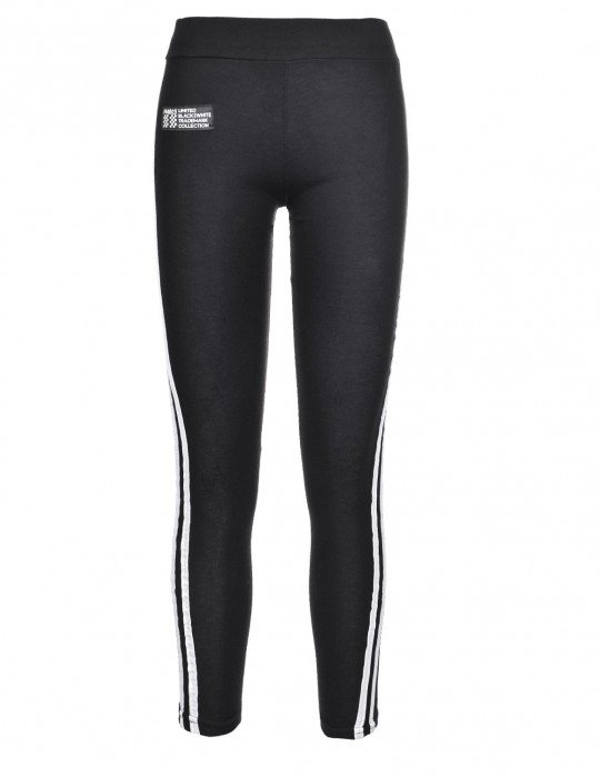 Leggins SPORT IS YOUR GANG BW Edition Black
