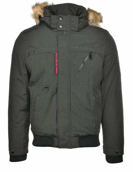 AERO Winter Jacket Green