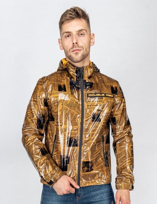JOURNAL Jacket Yellow