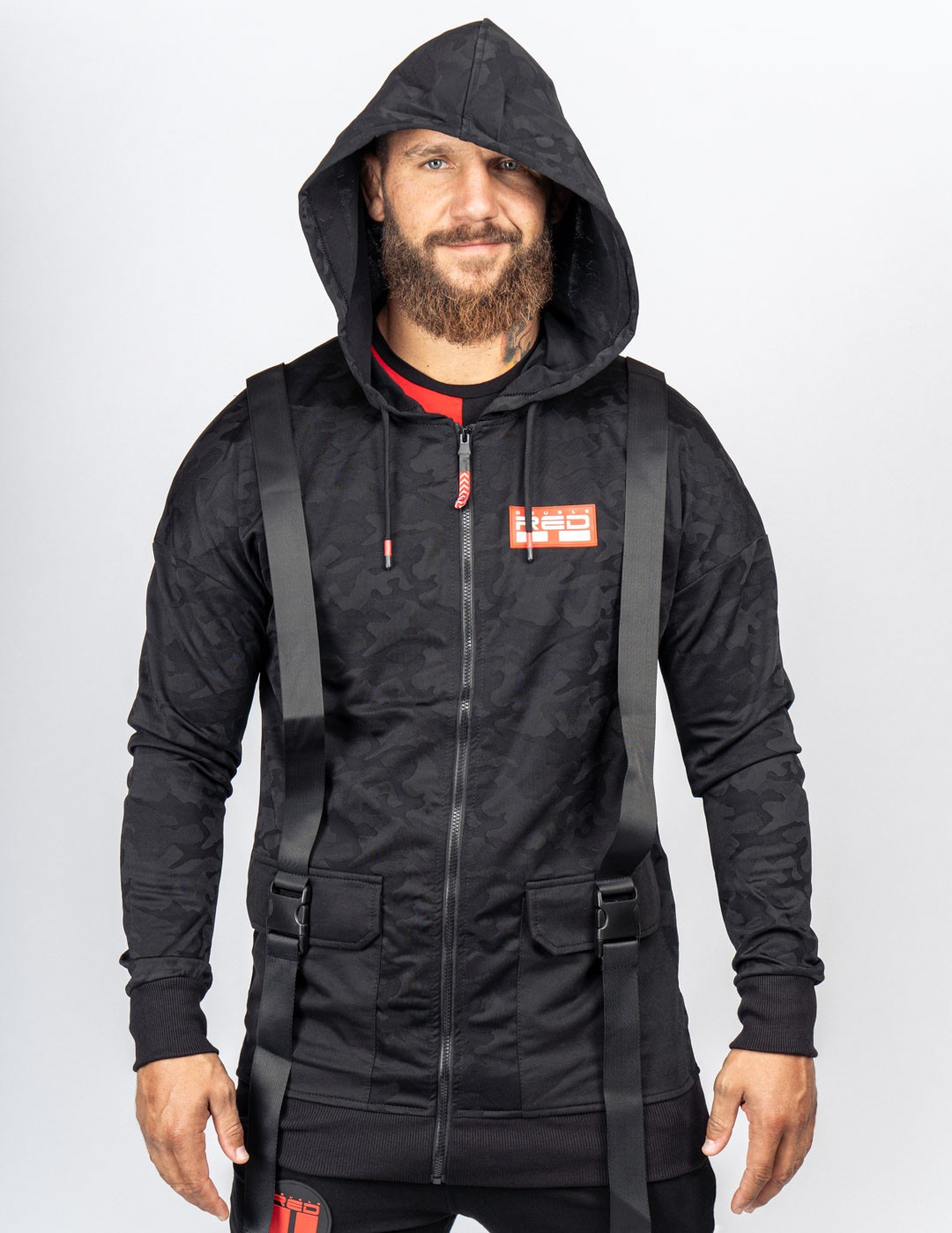 The Punisher WORLD WIDE Jacket