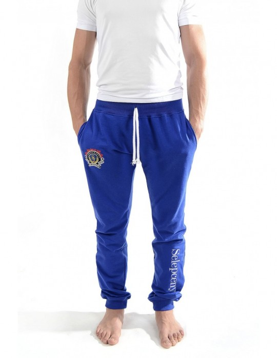 SELEPCENY ROYAL FORCE SWEATPANTS Blue