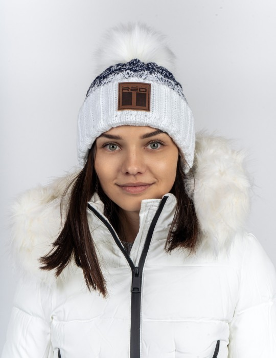 ZERMATT Winter Cap White