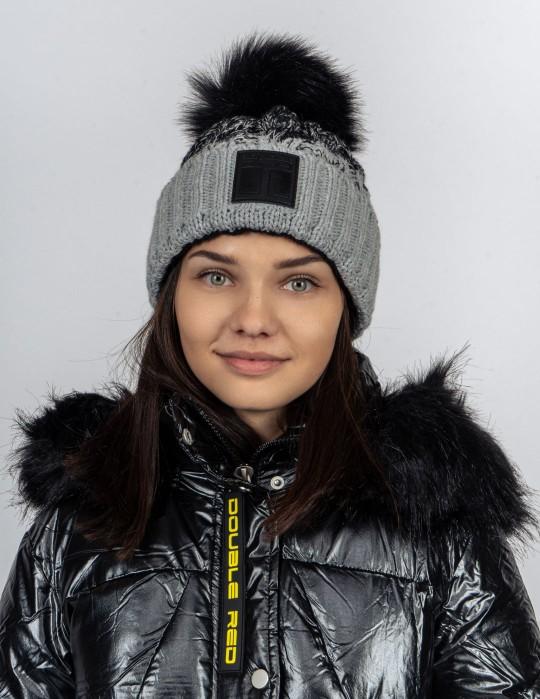 ZERMATT Winter Cap Grey