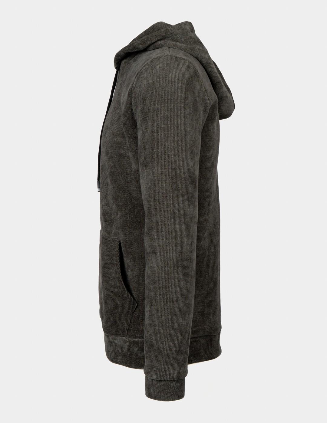 MANCHESTER Sweatshirt Dark Olive
