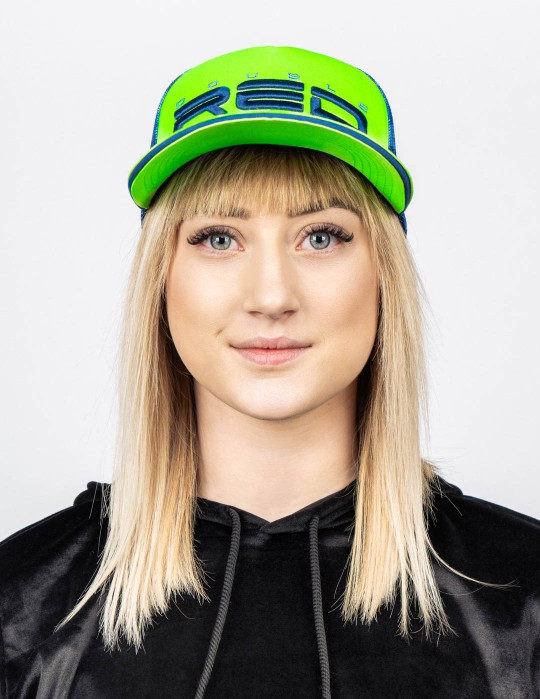 NEON STREETS COLLECTION Cap Green