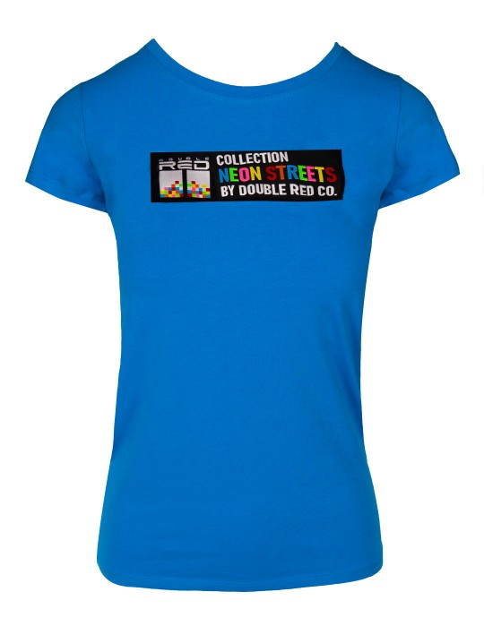 Women's T-Shirt NEON STREETS Collection Blue