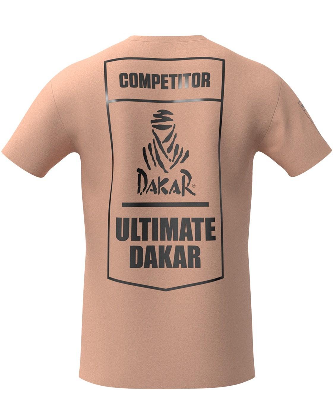 ULTIMATE DAKAR T-shirt Sand