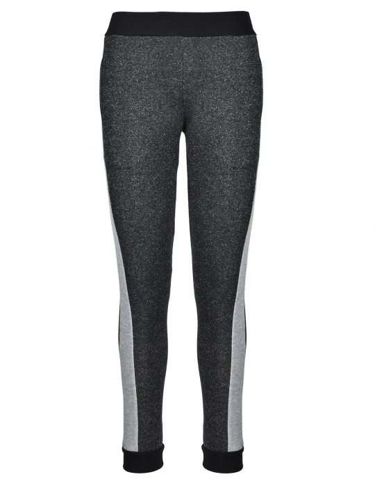 Sweatpants MÉRIBEL Black