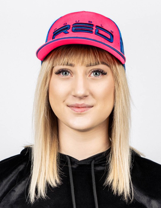 NEON STREETS COLLECTION Cap Pink