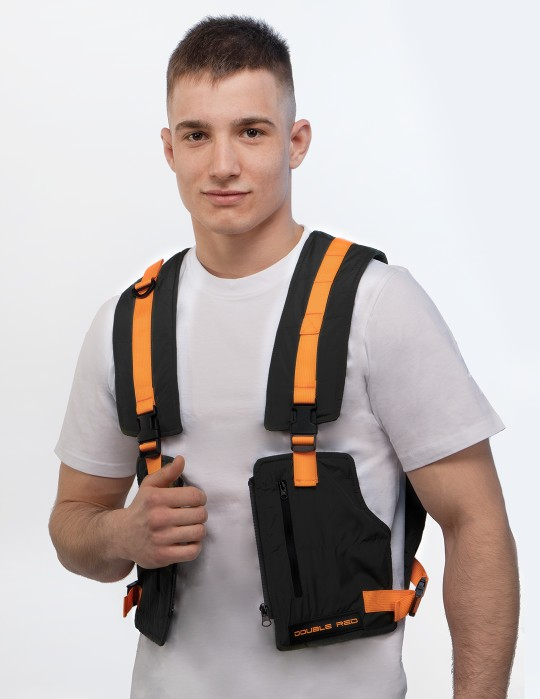 CHIMERA REFLECTO Vest Black