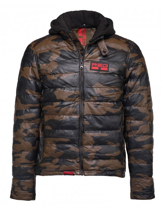 RENEGADE RED WAR ZONE Jacket