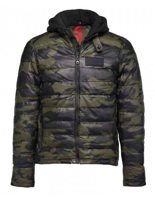 RENEGADE BLACK WAR ZONE Jacket