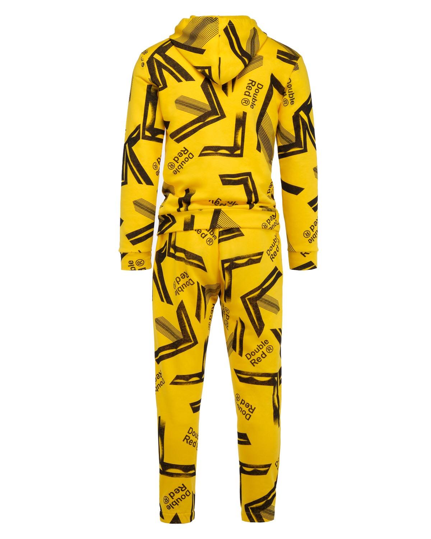 GEOMETRIX KUNG FU Master Yellow Tracksuit