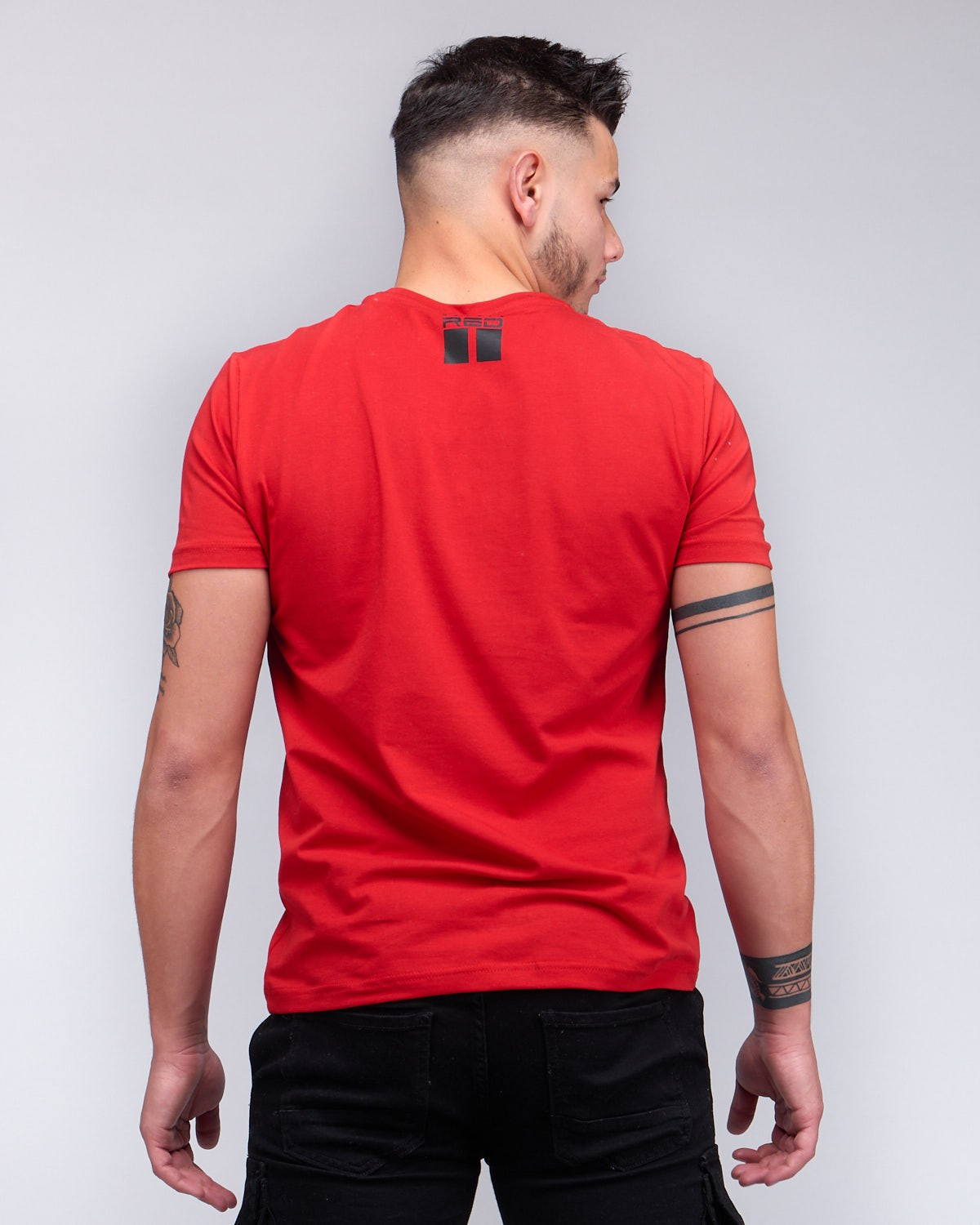T-Shirt UNIVERSITY OF RED Red