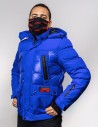 AVALANCHE Jacket Blue