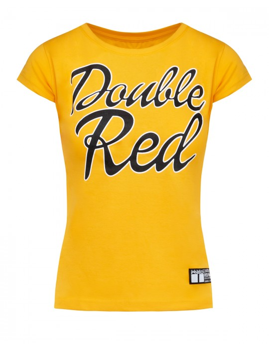 Red Body Collection T-Shirt Yellow