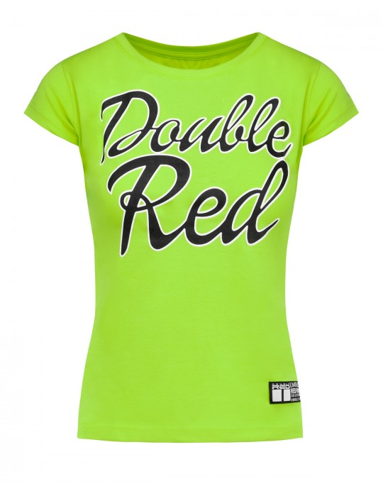 Red Body Collection T-Shirt Green