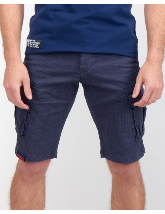 SQUERS Shorts Dark Blue