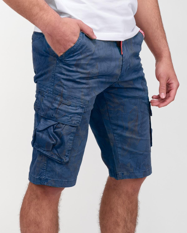 SAN TROPE Shorts Blue