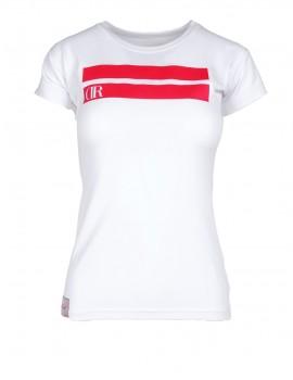 T-shirt Stripes Edition White