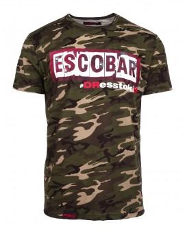 Mafia Edition T-shirt Escobar Green