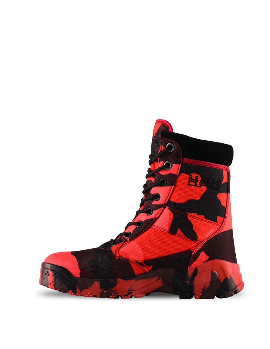 Boots Red Hell