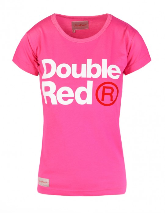 248fb3f6dab9d DOUBLE RED Trademark T-shirt Pink - Double Red