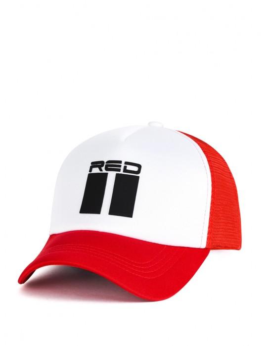 3 Dimensional Red Cap