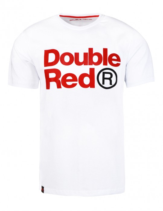 DOUBLE RED Trademark T-shirt SLIM FIT
