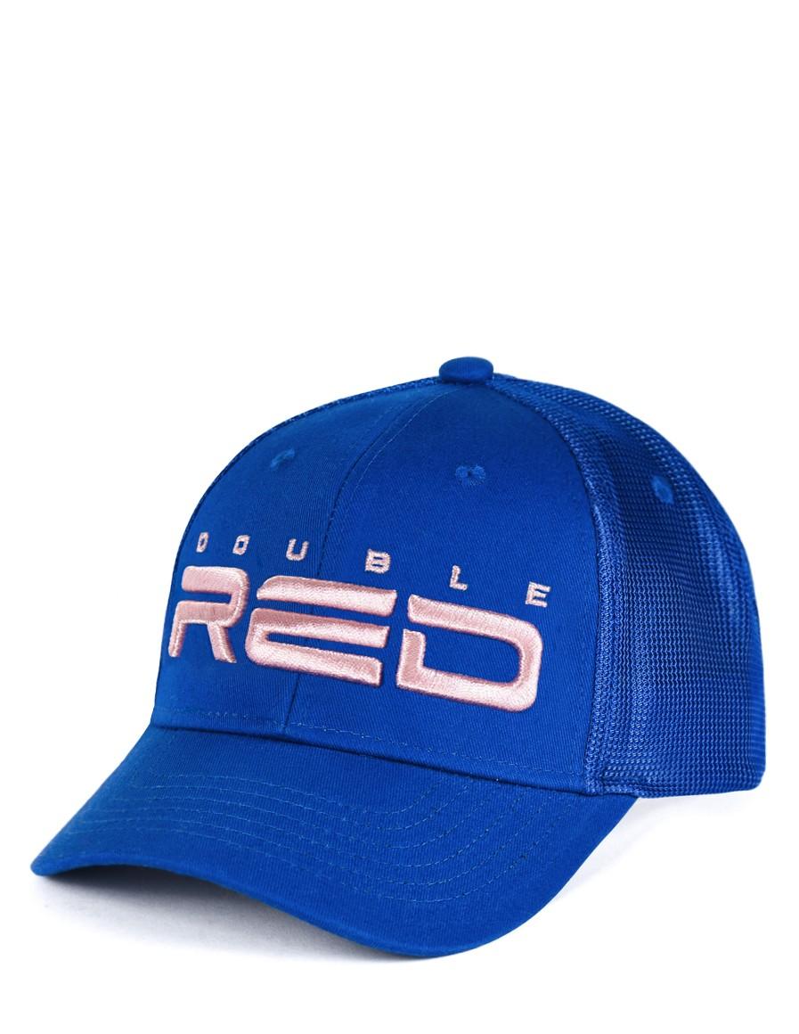 All Logo Metals Cap Pink