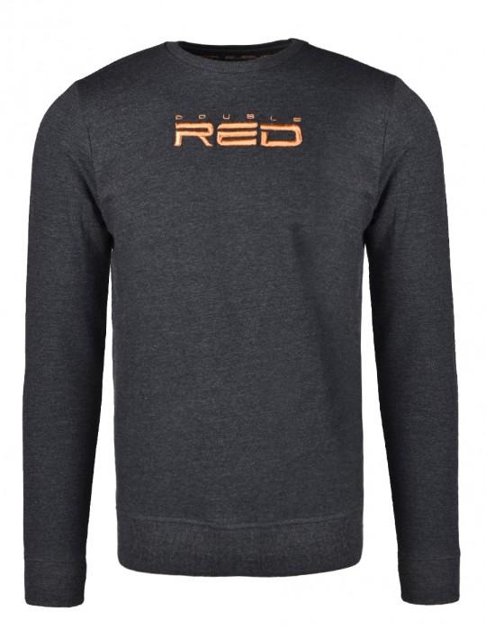 ELEGANCE All logo Metals Sweatshirt Copper Edition