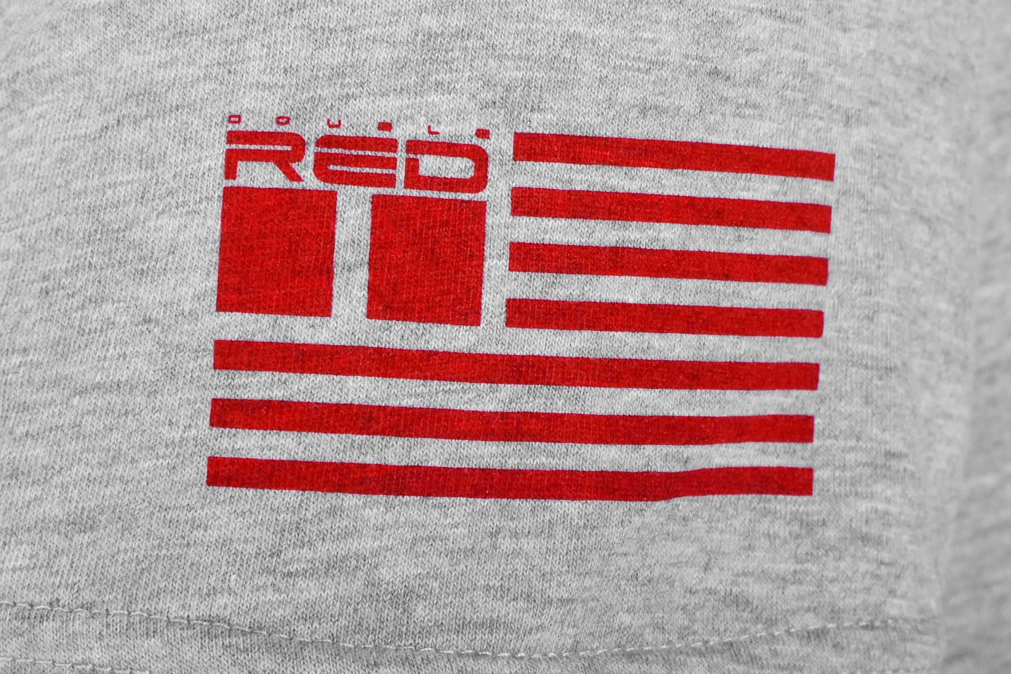 United Cartels Of Red UCR T-shirt Grey