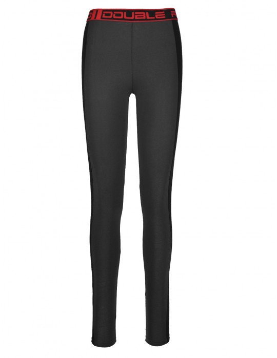 RED LEGGINS Dark Grey