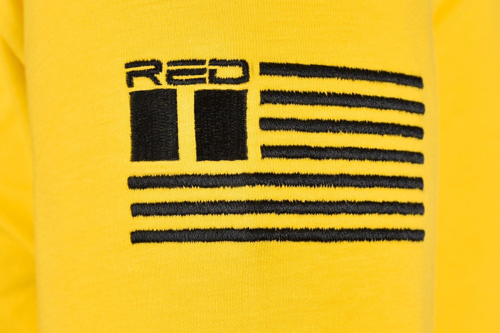 United Cartels Of Red UCR Yellow Sweatshirt