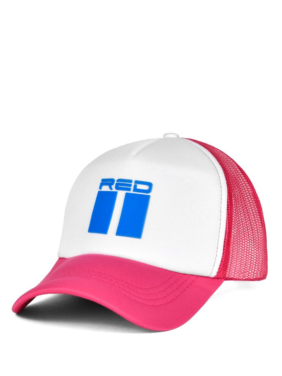 Summer Vibes NEON Cap Pink/White