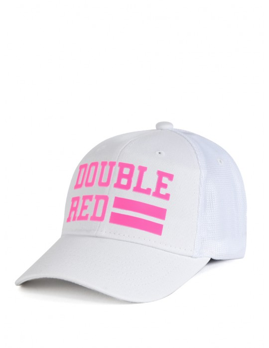 Trucker Cap UNIVERSITY OF RED White