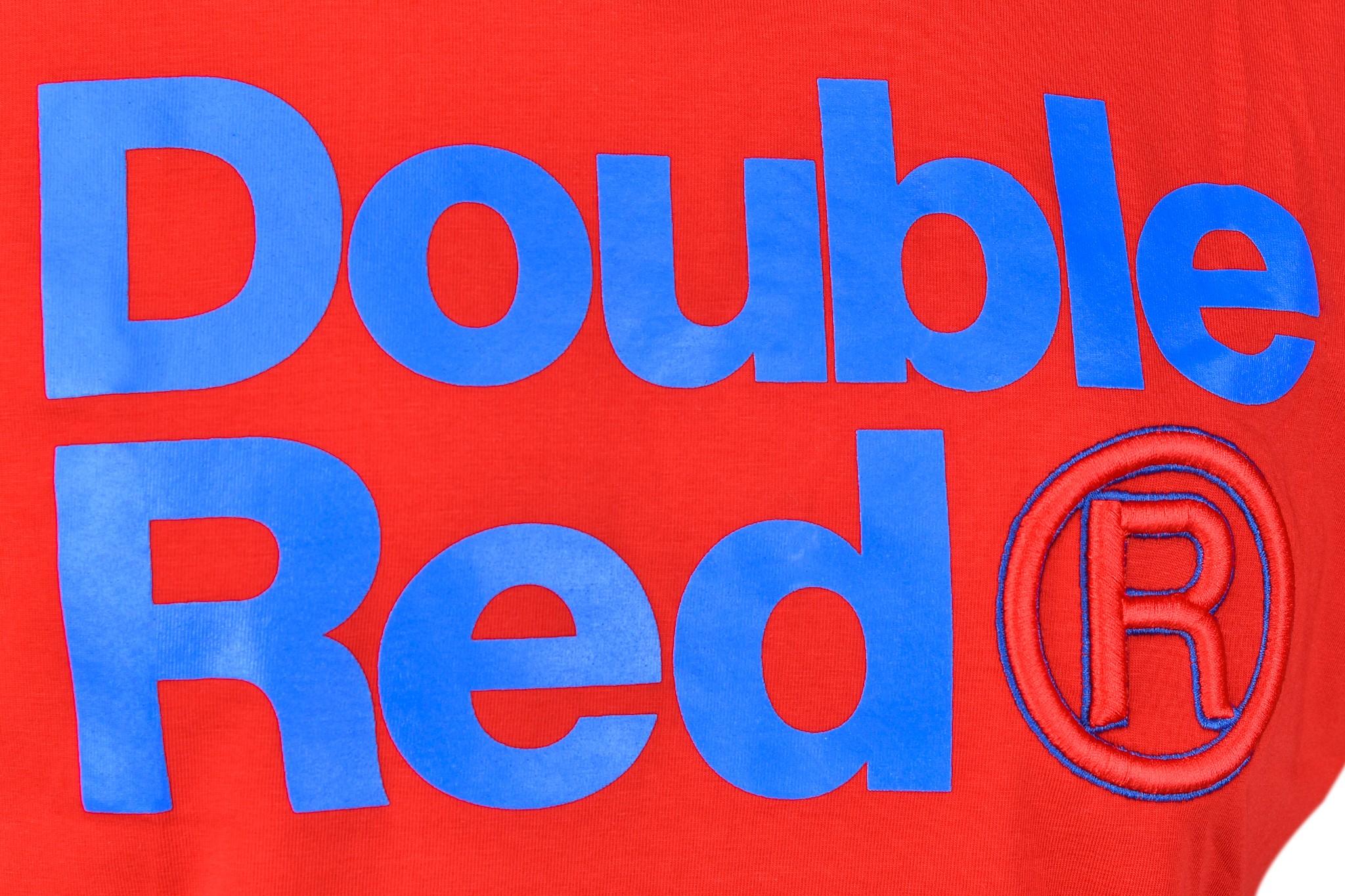 T-Shirt TRADEMARK Red/Blue
