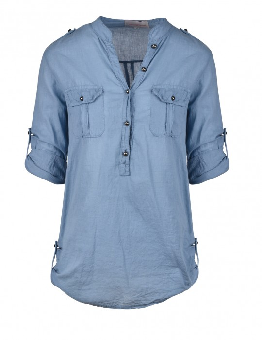 Limited Blouse Blue