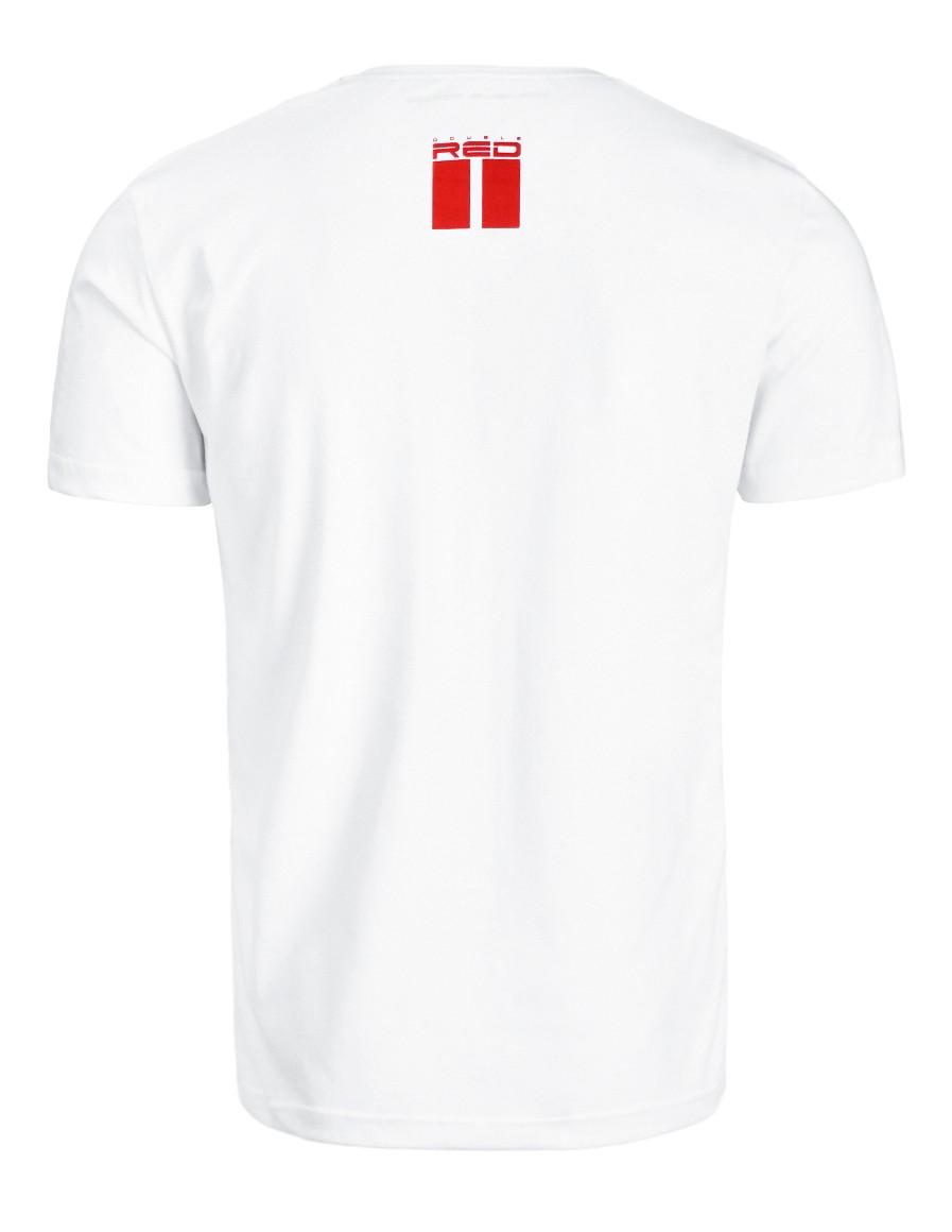 T-shirt ALL LOGO White