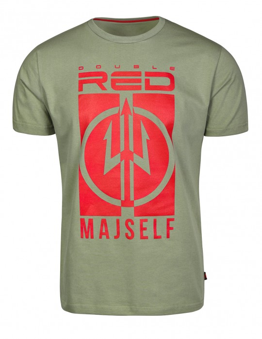 Limited Edition Majself T-Shirt Olive