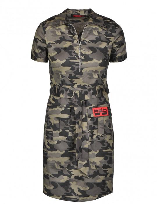 SOLDIER Dress
