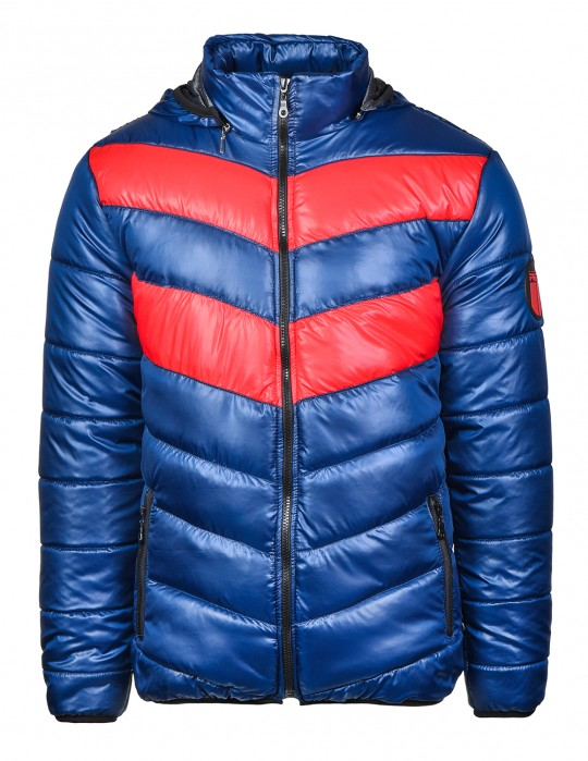 STING Jacket Blue