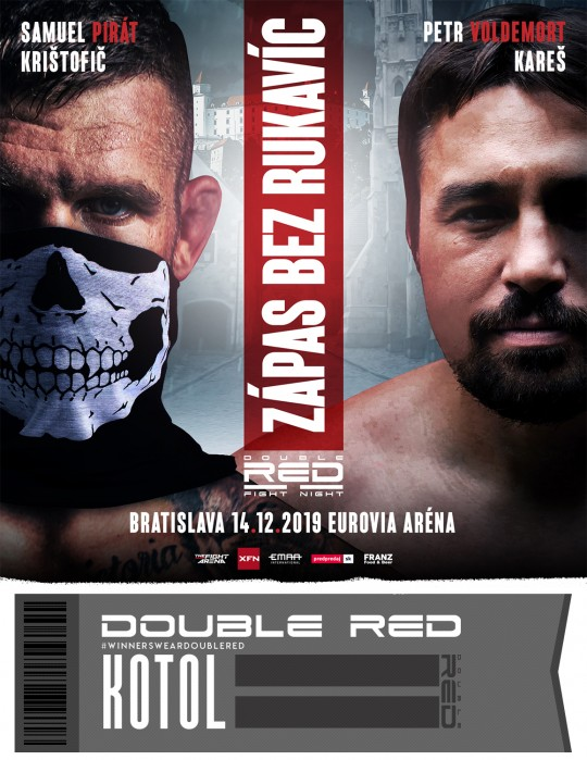 DOUBLE RED Fight Night