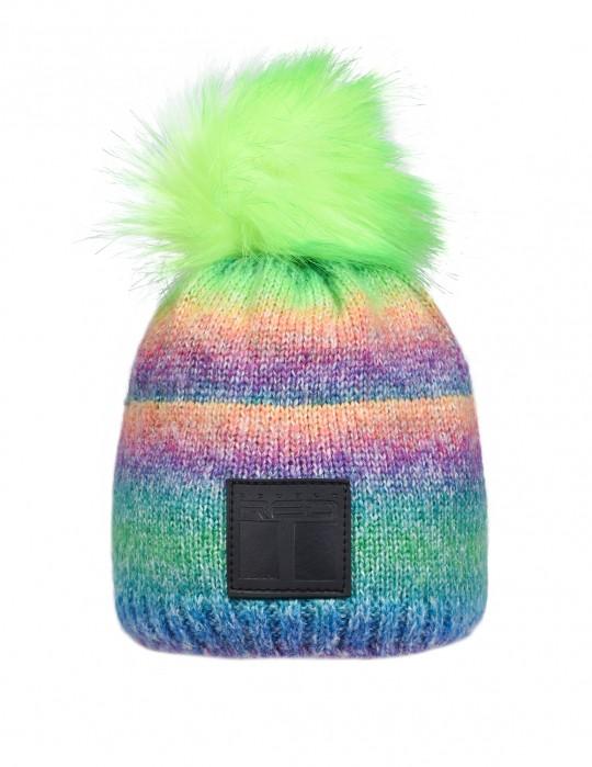 ZERMATT Rainbow Cap