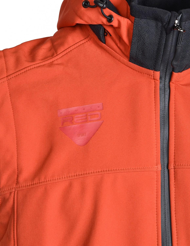 Men's Softshell Vest Orange
