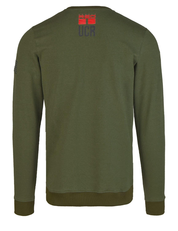 United Cartels Of Red UCR Olive Sweatshirt