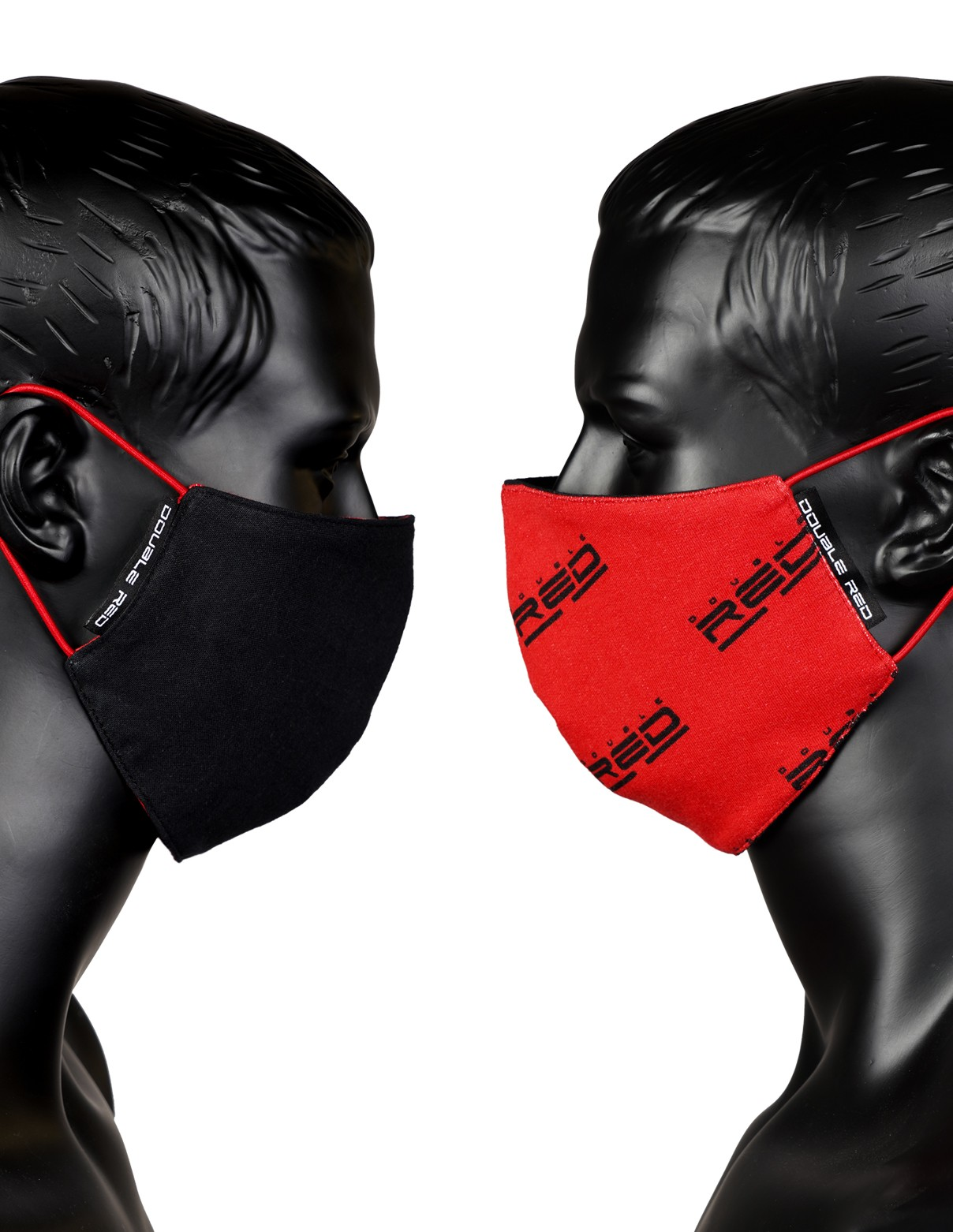 REDLIVE RESCUER DOUBLE FACE Red/Black