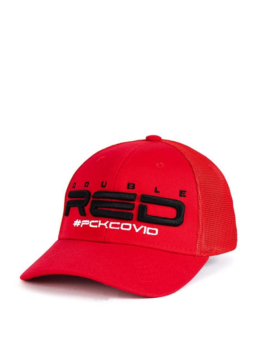 FCK COVID Red