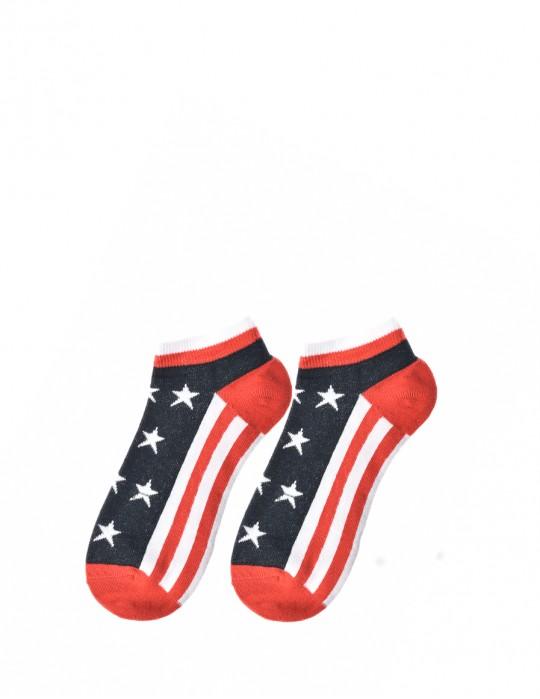 FUN Low Cut Socks Black